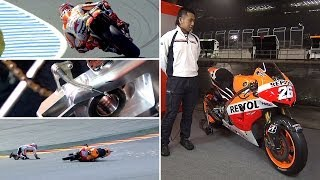 Download MotoGP™ Workshop - Honda on role of sensors Video