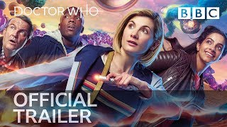 Download Epic, intergalactic and explosive new Doctor Who trailer drops! - BBC Video