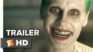 Download Suicide Squad Comic-Con Trailer (2016) - Jared Leto, Will Smith - DC Comics Movie Video