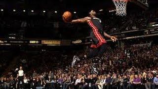 Download LeBron James Top 10 Dunks /HD/ Video