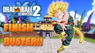 Download DRAGON BALL XENOVERSE 2 : FINISH BUSTER !! {7} Video