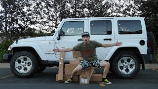 Download Let the JEEP Mods Begin.... Video