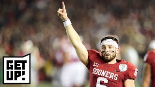 Download Hot Take Factory: Mike Greenberg says Baker Mayfield is worth NFL draft No. 1 pick | Get Up! | ESPN Video