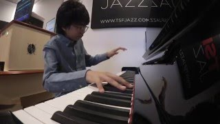 Download Joey Alexander - Somewhere Over the Rainbow Live @ TSFJAZZ Video