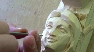 Download Schnitz-und Bildhauerschule Geisler - Moroder Wood Carving School 2013 Austria Trip Video
