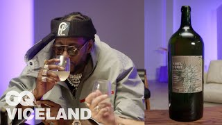 Download 2 Chainz Drinks THC-Infused Wine | Most Expensivest | GQ & VICELAND Video