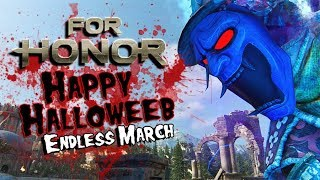 Download For Honor: Happy Halloweeb [Endless March] Video