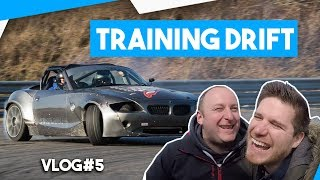 Download Découvrez l'ambiance sur un Training de Drift ! | VLOG #5 Video