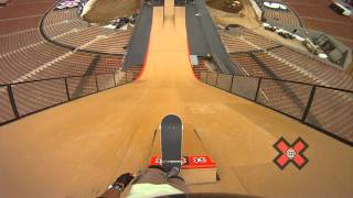 Download GoPro HD: Skateboard Big Air with Andy Mac - X Games 16 Video