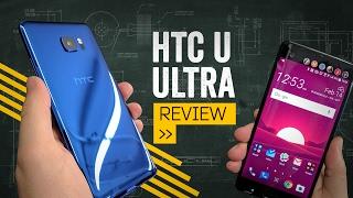 Download HTC U Ultra Review Video