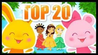 Download Top 20 des comptines et chansons pour enfants et bébés 2018 - Titounis Video