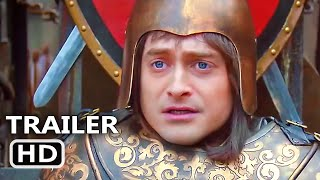 Download MIRACLE WORKERS Dark Ages Trailer (NEW 2020) Daniel Radcliffe, Comedy TV Series Video