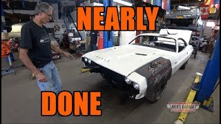 Download 1970 Challenger 4 Speed - Kowalski is Nearly Done Video