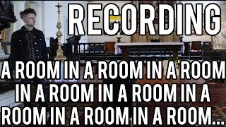 Download Recording A Room In A Room 20 Times - Audio Inception Video