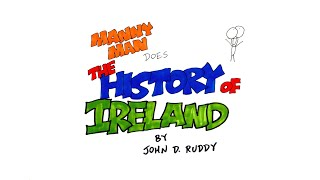 Download Irish History in 6 Minutes - Manny Man Does The History of Ireland Video