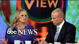 Download Stormy Daniels on 'The View': 'I'm done being bullied' Video