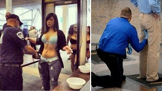 Download 10 Insane Things Smuggled Through Airport Security Video