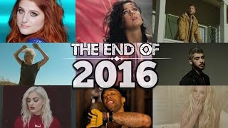 Download Pop Songs World 2016 | Sound Of '16 (A Mashup Of This Year's Biggest Hits) Video