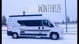 Download Winter in a van - Vanlife Finland Video