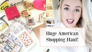 Download Huge American Shopping Haul - Sephora, Revolve, Kate Spade! | Fashion Mumblr VLOGTOBER Video