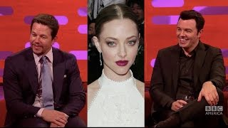 Download Mark Wahlberg & Seth MacFarlane Call Amanda Seyfried ″Gollum Eyes″ - The Graham Norton Show Video