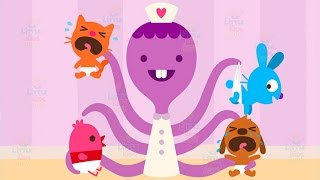 Download Sago Mini Babies - Fun Baby Activities - Diaper Change, Bathing, Feeding and Playing Video