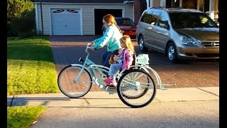 Download How to make a bicycle sidecar Video