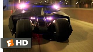 Download Batman Begins (4/6) Movie CLIP - Tumbler Chase (2005) HD Video