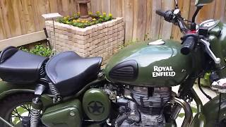 Download Royal Enfield Classic 500 green review Video