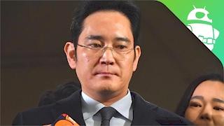 Download Samsung Leader Arrested Video