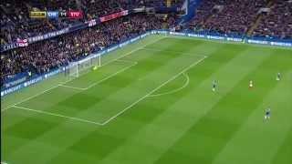 Download Charlie Adam Scores From Half Way (Chelsea vs Stoke - 04/04/2015) Video