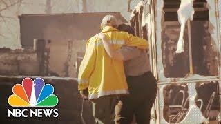 Download Survivors Recount Tennessee Wildfires, Fleeing For Safety | NBC News Video