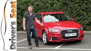 Download Audi A3 Sportback 2017 Review | Driver's Seat Video