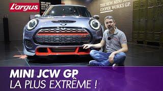 Download Mini John Cooper Works GP : découverte de la Mini de 306 ch ! Video