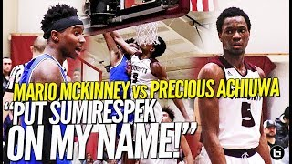 Download ″PUT SUM RESPEK ON MY NAME!!″ Mario Mckinney Puts Up a FIGHT Against The Best Team In New Jersey! Video