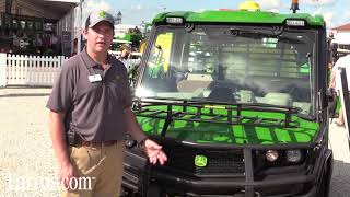 Download New John Deere XUV 835E Full Sized Gator Walkaround at Farm Progress Show Video