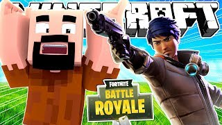 Download If Fortnite Took Over Minecraft Video