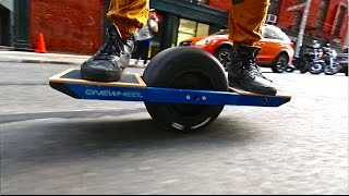 Download Super Powered Hoverboard Video