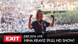 Download EXIT 2016 | Nina Kraviz Live @ mts Dance Arena FULL HD Show Video