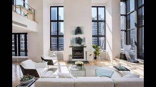 Download A True Entertainer's Loft in Tribeca, New York, New York | Sotheby's International Realty Video