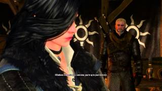 Download The Witcher 3 - Yennefer's wish for the future Video