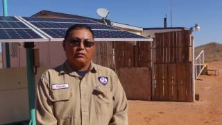 Download Beyond The Grid: Solar power brings light to some Navajo Nation homes | Cronkite News Video