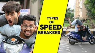 Download Types of Speed Breakers | Funcho Video