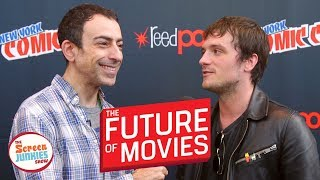 Download The Future of Movies (Josh Hutcherson and the cast of Hulu's Future Man) Video