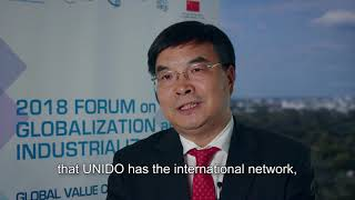 Download UIBE's Zhongxiu Zhao at the 2018 Forum on Globalization and Industrialization Video
