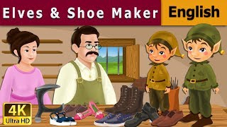 Download Elves And The Shoe Maker in English | English Story | Fairy Tales in English | English Fairy Tales Video