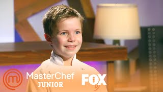 Download Beni's Dessert Makes Gordon Lick His Plate Clean | Season 6 Ep. 15 | MASTERCHEF JUNIOR Video