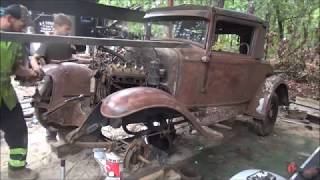 Download 1929 Willys Whippet Engine Teardown Video