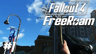 Download GANGSTER BUGS | Fallout 4 Free Roam Gameplay (#1) Video