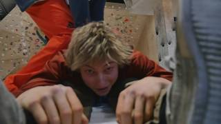 Download CHRIS SHARMA TRAINING DAY AT SHARMA CLIMBING BCN Video